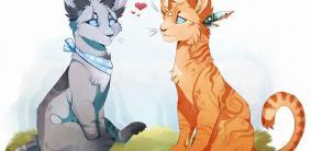 Имена котов-воителей